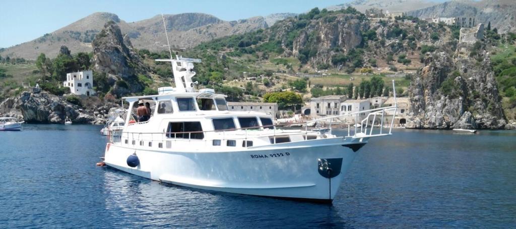 Motor Yacht Sir Francis Drake