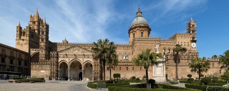 La città di Palermo