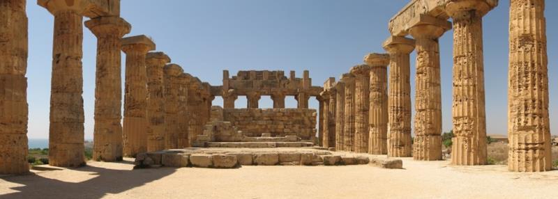 Itinerario Culturale in Sicilia Occidentale