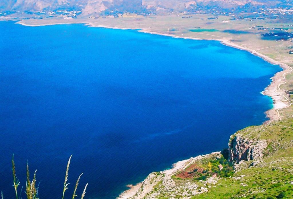 Baia Santa margherita da Monte Cofano