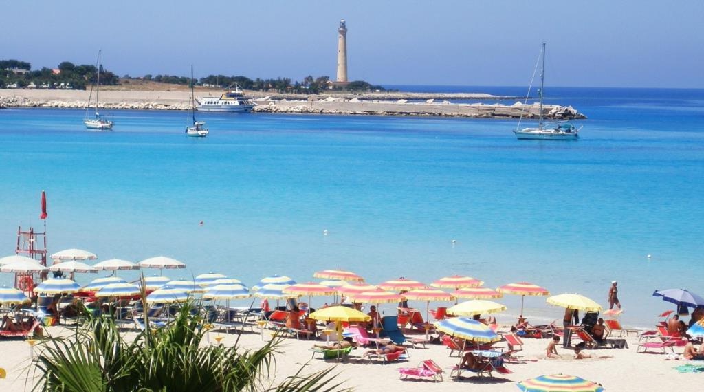 Spiagge nei dintorni di San Vito lo Capo