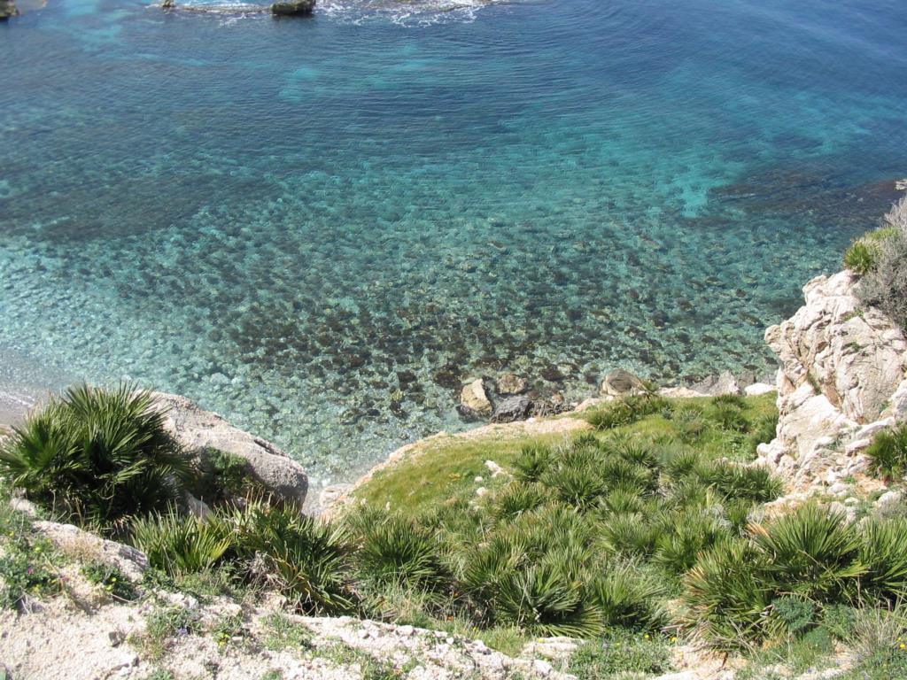 Spiaggetta Bue Marino a Makari